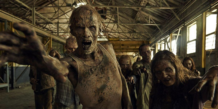 "Los zombis en el cine: antes de ""The Walking Dead"""