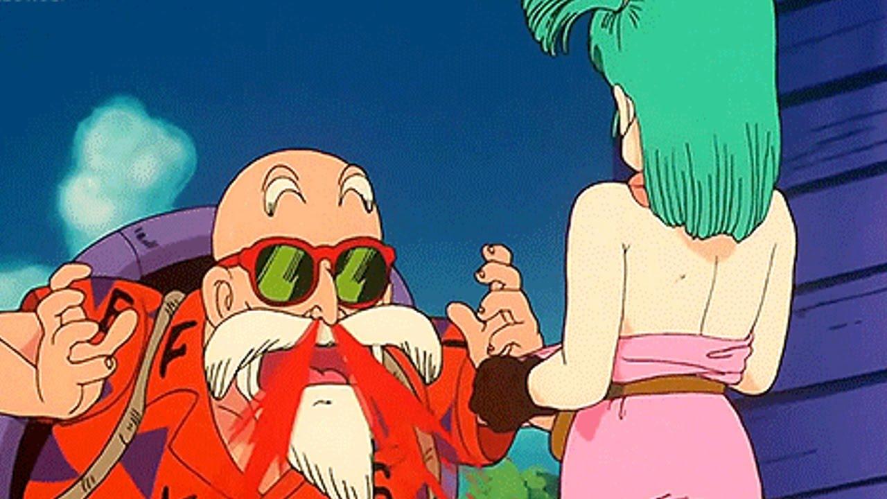 Especial Arquetipos de anime: Viejos verdes