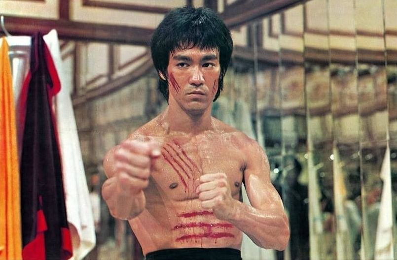 Sale a la luz video inédito con una pelea real de Bruce Lee