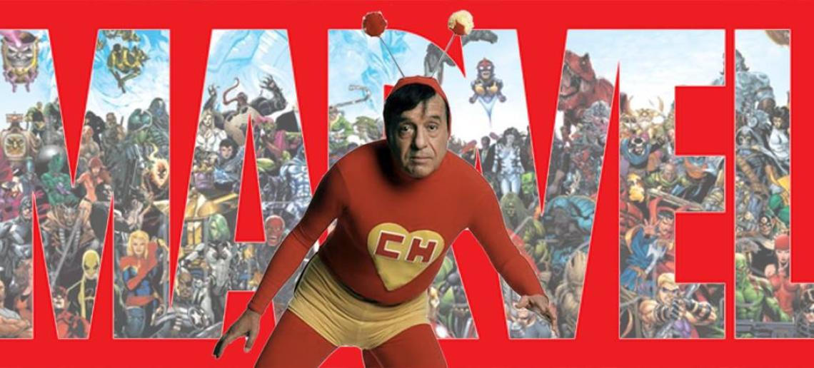 El Chapulin Colorado llega a las páginas de Marvel
