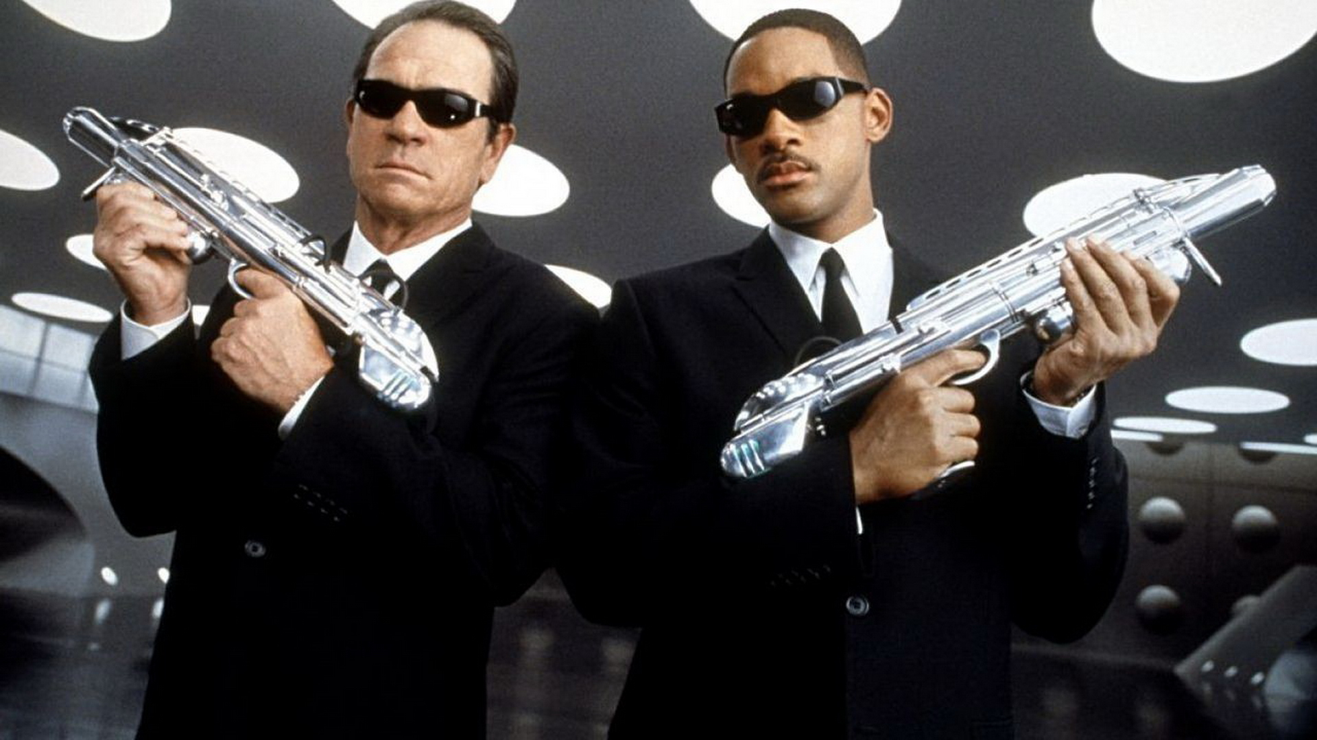 "Gracias a una mentira Will Smith protagonizó ""Men in Black"""