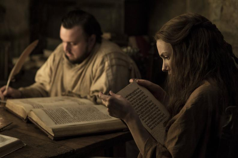 "La teoría de los fans con respecto a Sam Tarly en ""Game of Thrones"""