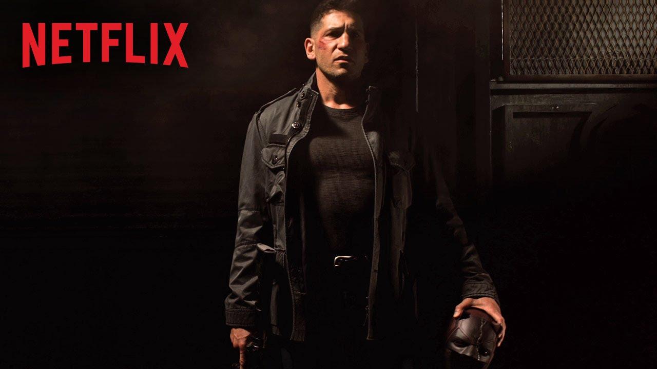 """Este es el primer trailer de """"The Punisher"""", la próxima serie de Netflix"""