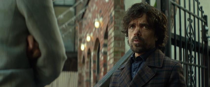 "Primer trailer de ""Rememory"": Peter Dinklage investiga un misterioso crimen"