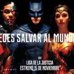"""Participa por entradas dobles para la Premiere y espectaculares premios de """"Liga de la Justicia"""""""