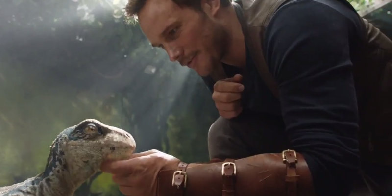 "Emocionante nuevo trailer de ""Jurassic World 2: Fallen Kingdom"""