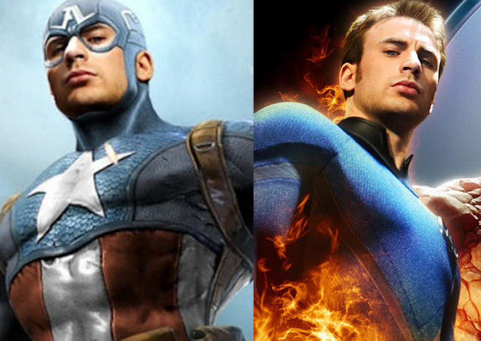 Los planes de Chris Evans y Ryan Reynolds si Disney compra Fox