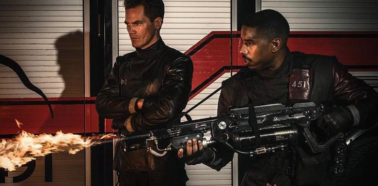 """HBO lanza primer teaser de """"Fahrenheit 451"""""""