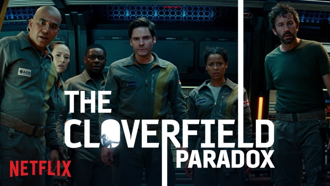 "Los trailers de ""The Cloverfield Paradox"" y la nueva temporada de ""Westworld"""