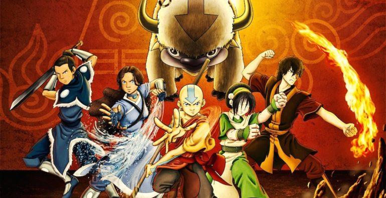"""Se viene una nueva versión live action de """"Avatar: La Leyenda de Aang"""""""
