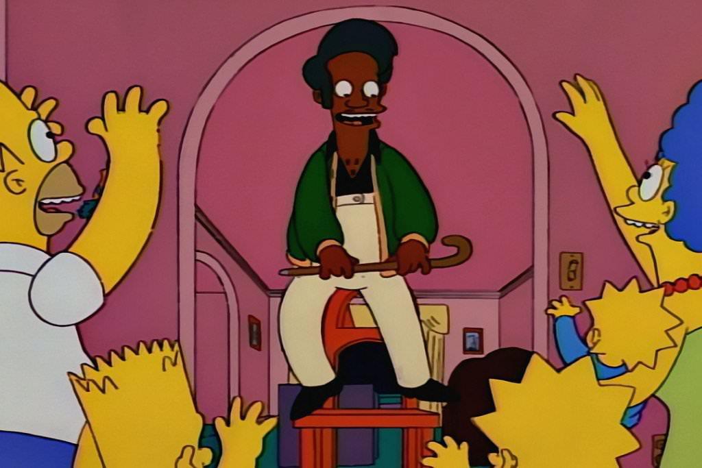 Apu no se va de Springfield