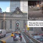 Recorre en Google maps y Street View todos los lugares de las películas de Marvel en NY