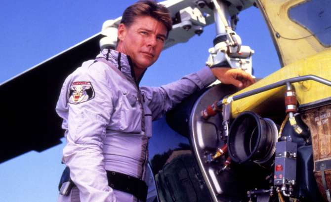 "Muere Jan-Michael Vincent, el piloto de ""Airwolf"" (Lobo del Aire)"