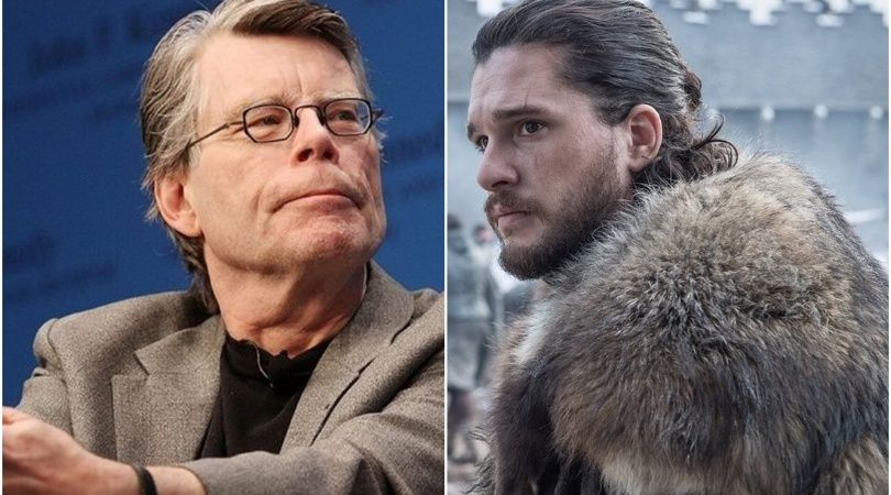 "Así es como piensa Stephen King que debería terminar ""Game of thrones"""