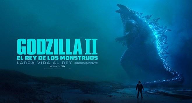 """Gana una entrada doble para la Premiere de """"Godzilla 2, el rey de los monstruos"""""""