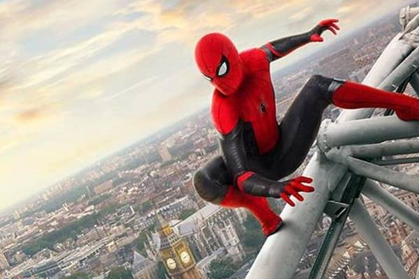 "Crítica a ""Spiderman: Far from Home"""
