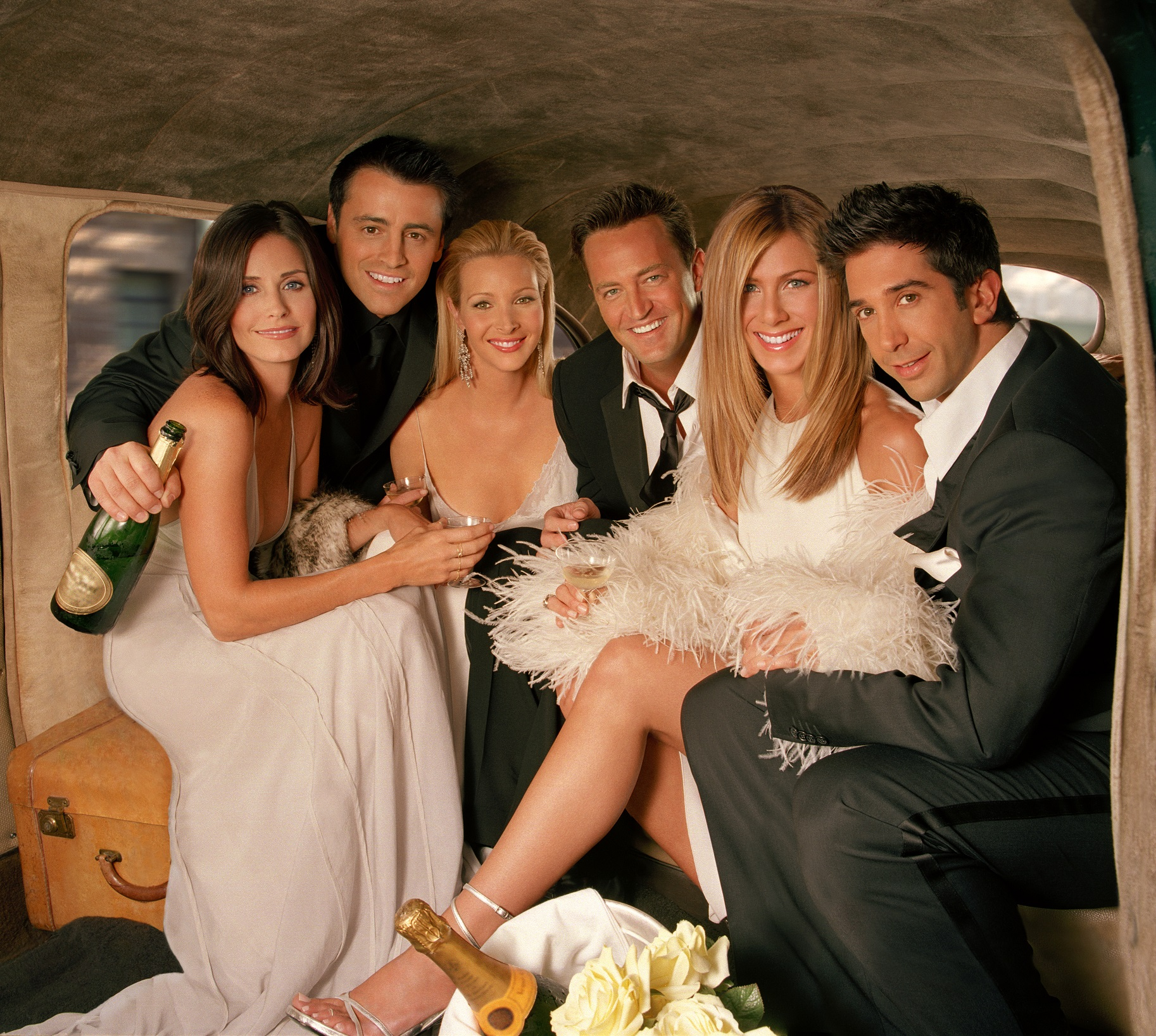 "HBO Max producirá una reunión de ""Friends"""