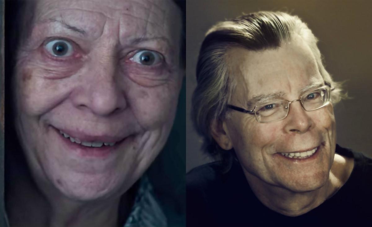 """La sincera opinión de Stephen King sobre la nueva serie de terror """"Marianne"""""""