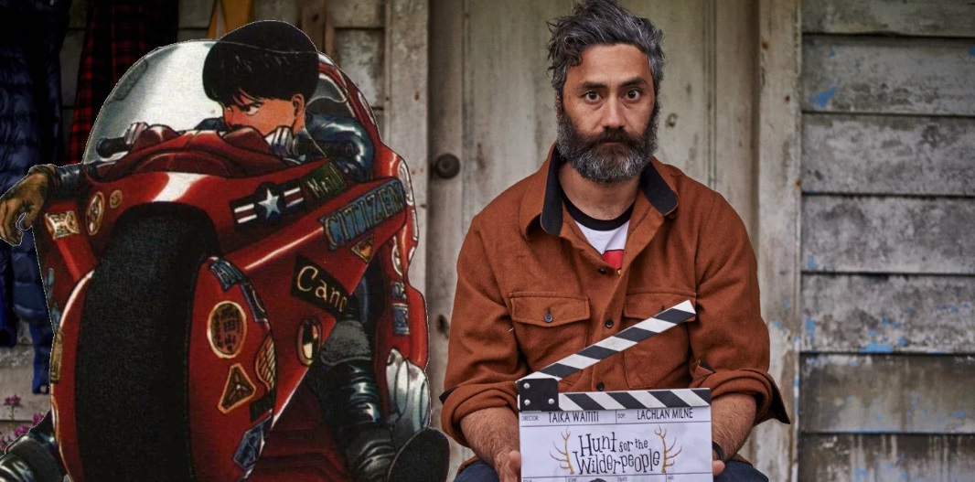 "Taika Waititi confirma que sigue como director del live action de ""Akira"""