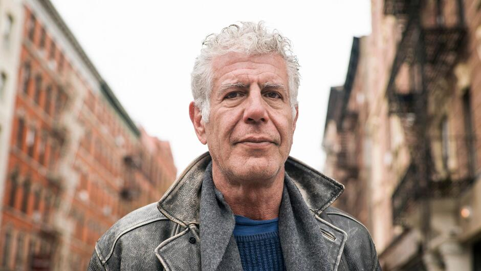 Anthony Bourdain será protagonista del documental del ganador del Oscar Morgan Neville