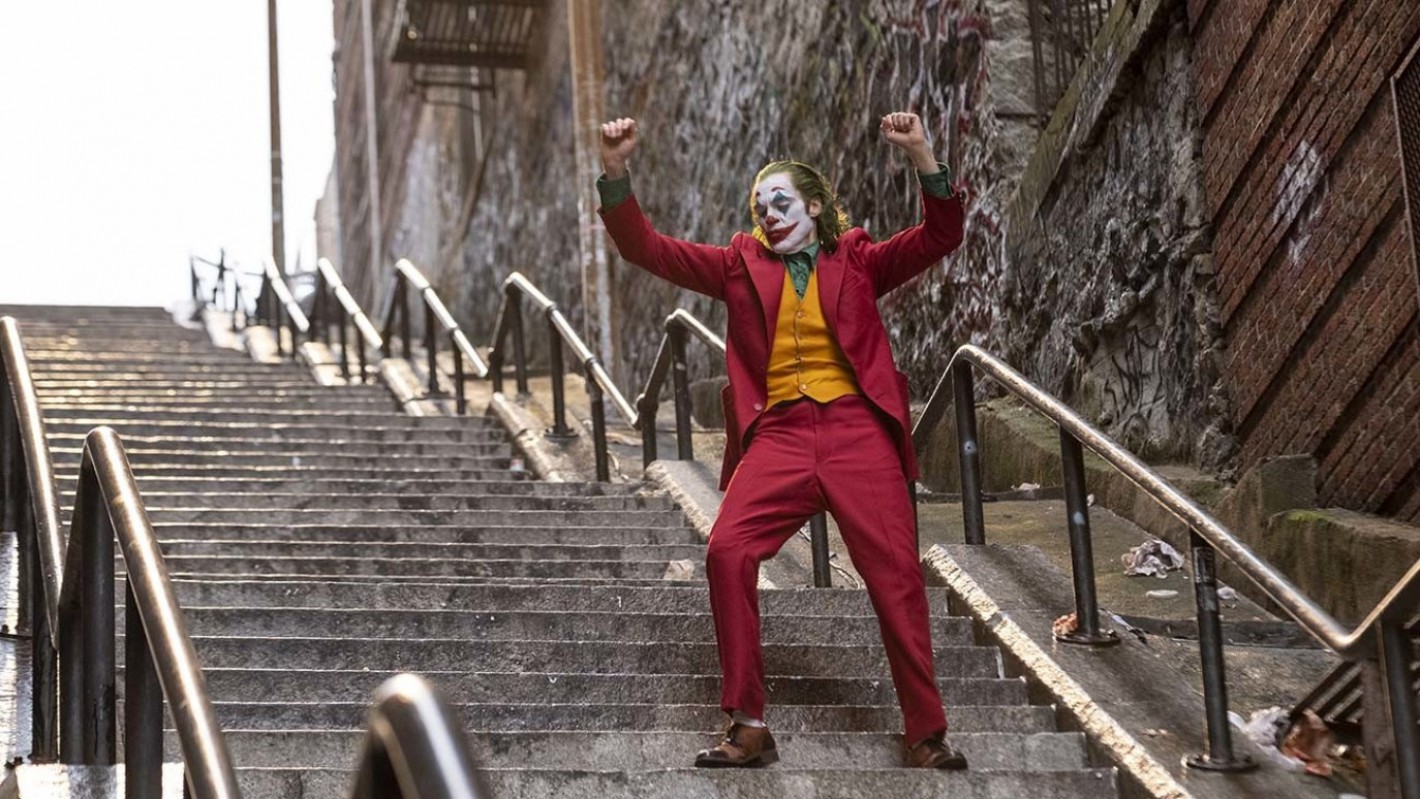 """""""Joker"""" está a punto de ser la película más taquillera en la historia de DC"""