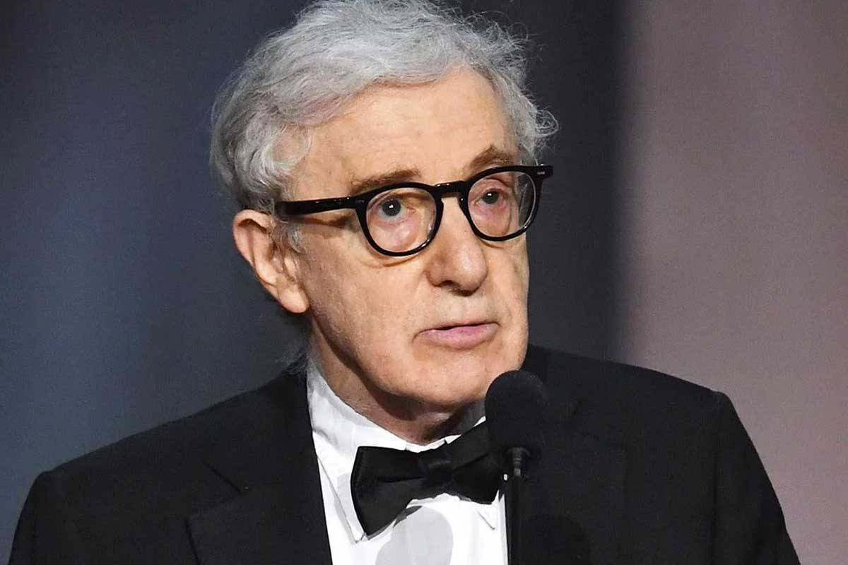 Woody Allen canceló su millonaria demanda contra Amazon