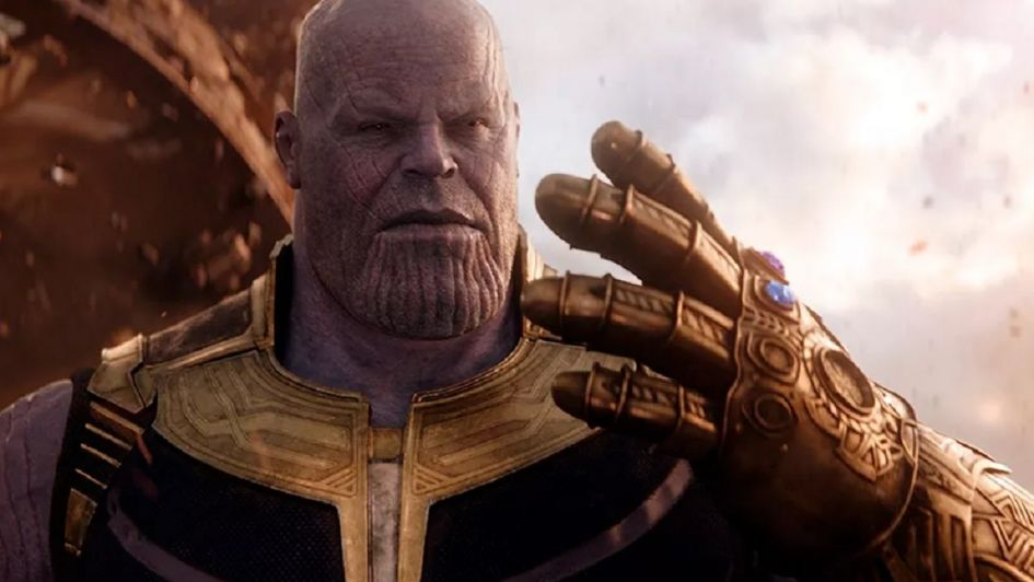 """Este impresionante diseño pudo haber sido el look de Thanos en """"Avengers"""""""