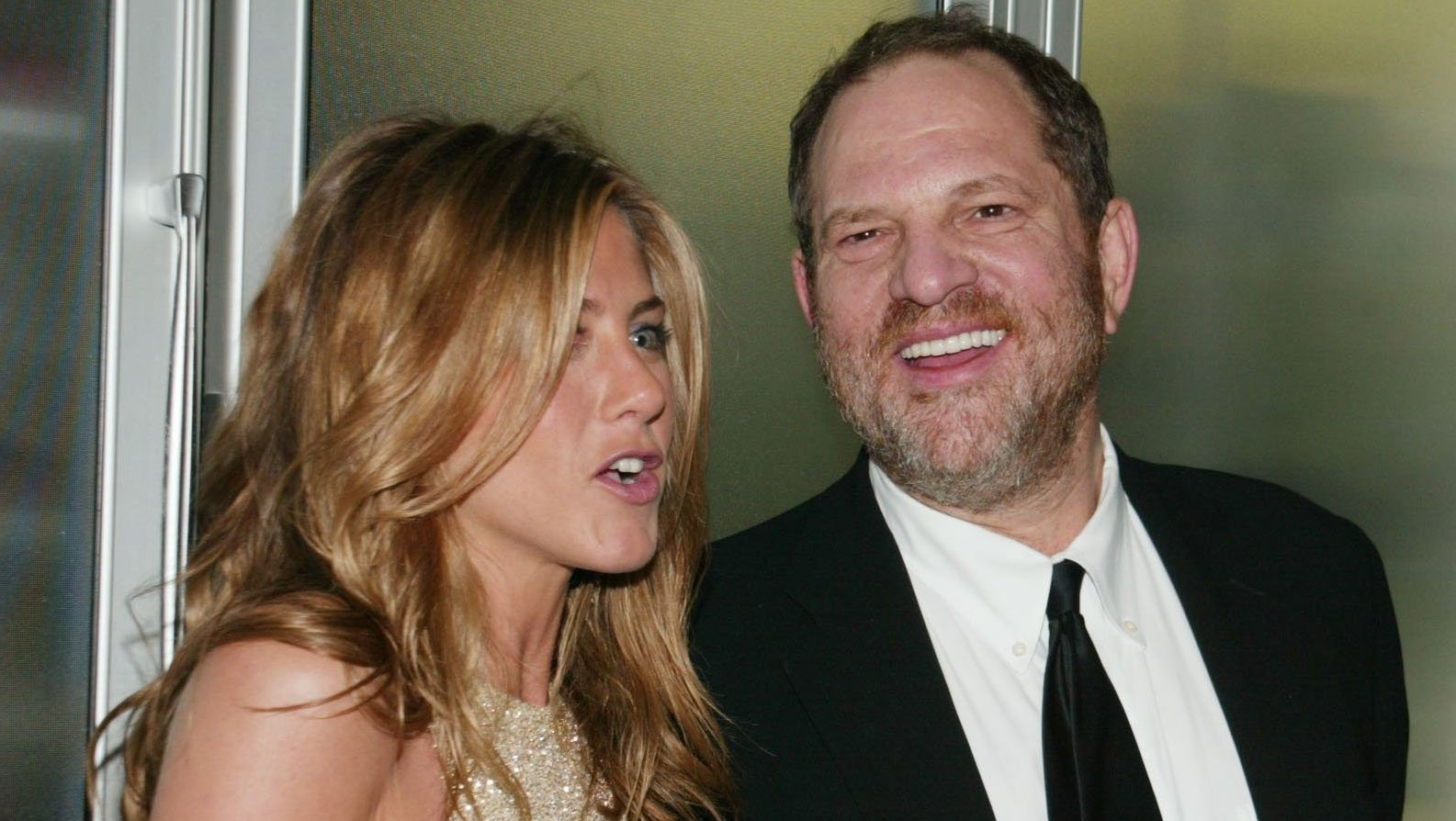 "Harvey Weinstein: ""Jennifer Aniston debería ser asesinada"""