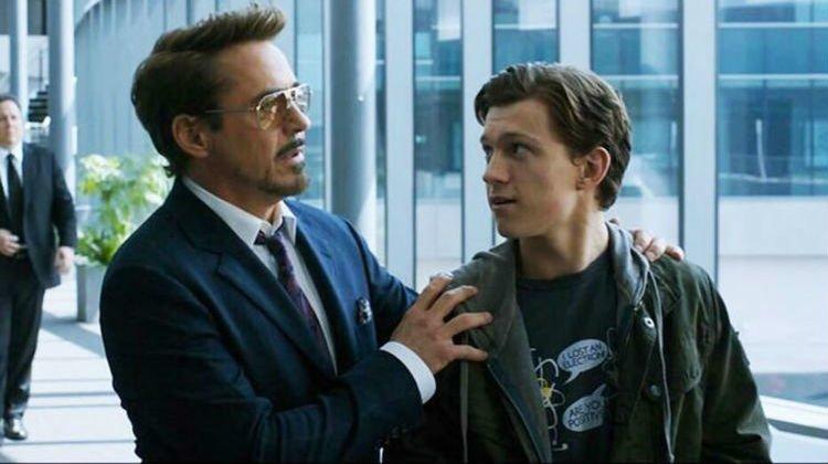 """Ironman tendría una aparición en """"Spiderman 3"""""""