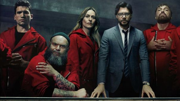"""La casa de papel"" confirma su final y nuevos actores"