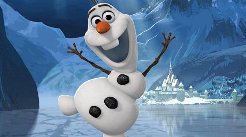 """Se lanza una nueva serie protagonizada por Olaf (""""Frozen"""") a través de las redes sociales de Disney"""