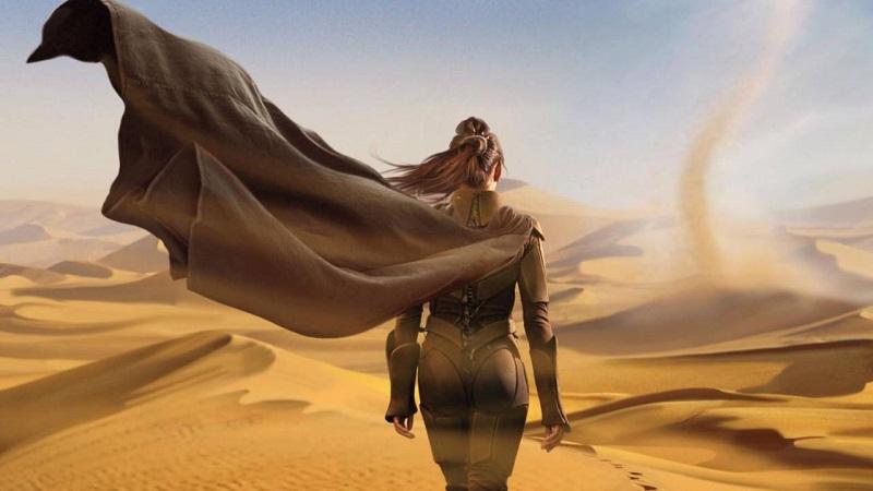 """""""Dune"""" presenta su primera imagen oficial"""