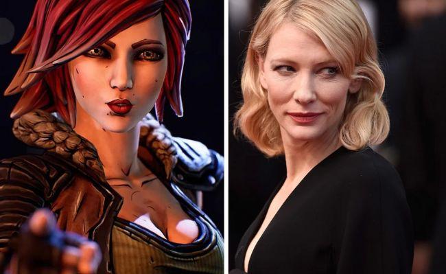 """Cate Blanchett protagonizará la adaptación al cine de """"Borderlands"""""""