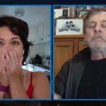 """La emocionante sorpresa de Mark Hamill para una enfermera fan de """"Star Wars"""""""
