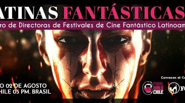 """""""Latinas fantásticas ii"""": el primer encuentro virtual de directoras de festivales de cine"""