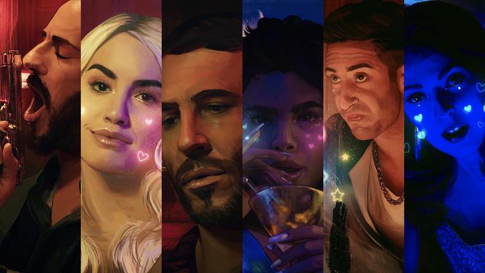 """Estos son los protagonistas de """"Sky rojo"""", la nueva serie de Netflix"""